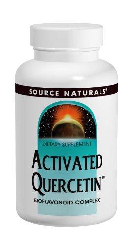 Source Naturals Activated Quercetin, Bioflavonoid Complex
