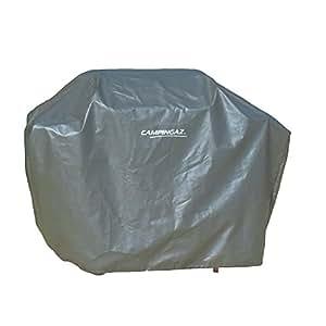 Campingaz 2000011895 Housse Renforcée pour Barbecue Universelle XL Peva Vert/Gris 0,15 mm