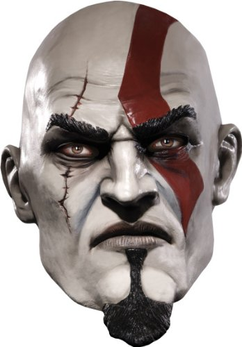 God of War Adult Kratos Mask