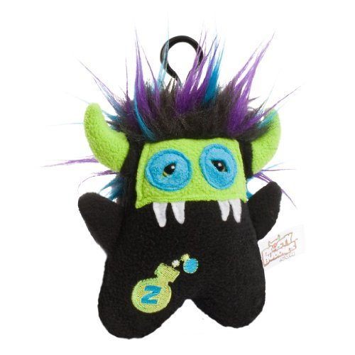 Beasty Buddies Zeppelin 6-inch Plush Monster - 1