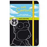 Moleskine The Simpsons Limited Edition Notebook, Pocket, Plain, Black, Hard Cover (3.5 x 5.5) (Moleskine Limited Edition)