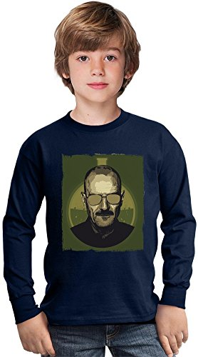 breaking-bad-post-amazing-kids-long-sleeved-shirt-by-true-fans-apparel-100-cotton-ideal-for-active-b