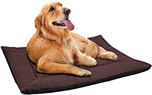 OxGord Self Warming Pet Bed Cushion Pad Dog Cat Cage Kennel Crate Soft Cozy Mat