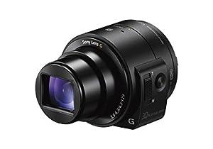 Sony DSC-QX30 Digital Camera with Wi-Fi and NFC (20.4MP, 30x Optical Zoom)