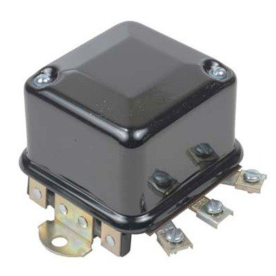 New 12 Volt Generator Voltage Regulator Fits Delco Agricultural 1118981 1118988