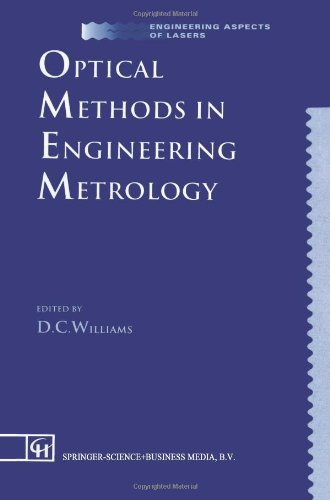 Optical Methods In Engineering Metrology (Engineering Aspects Of Lasers Series)