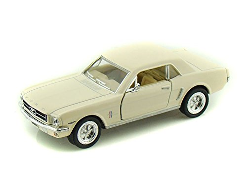 1964 1/2 Ford Mustang 1/36 White