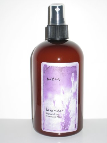 WEN Deluxe-Size Lavender Replenishing Treatment Mist