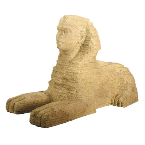 Large Egyptian Sphinx Collectible Figurine