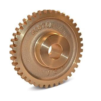 Boston Gear GB1100 Worm Gear, Web, 14.5 PA Pressure Angle
