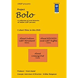 Project Bolo - 3 Indian LGBT short films