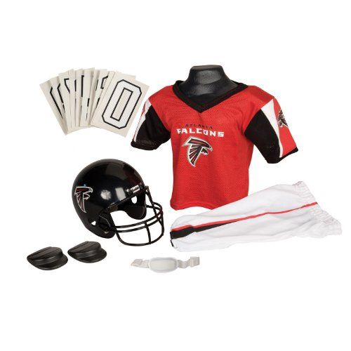 NFL Atlanta Falcons Deluxe Youth Uniform Set, Medium at Amazon.com