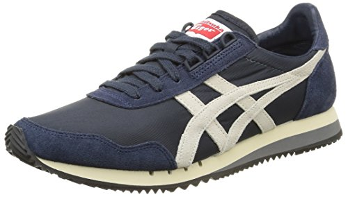 ASICS Dualio, Unisex-Erwachsene Sneakers, Blau (indian Ink/white 5001), 40 EU thumbnail