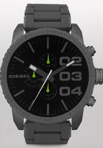 Diesel Men's DZ4254 Advanced Gunmetal Watch