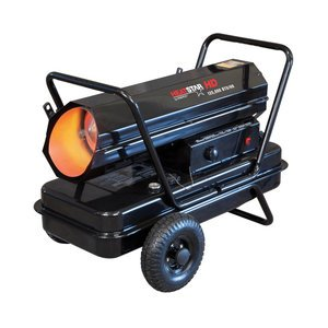 B003J97M5K Heatstar By Enerco F170375 Forced Air kerosene heater with Thermostat HS175KT, 175K