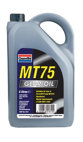 Granville 1812B 5L MT 75 Gear Oil