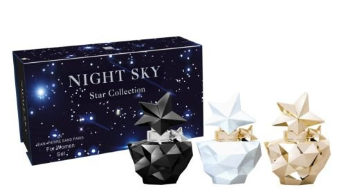 Jean-Pierre-Sand-Coffret-de-Parfum-pour-Femme-Night-Sky-Star-Collection-100-ml-3-Pices