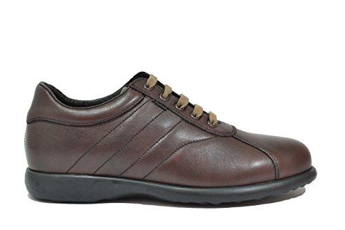 Frau Sneakers scarpe uomo burgundy 27M3 42