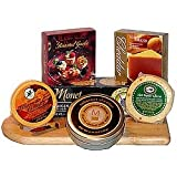 Cheese Board Gift Basket