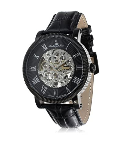 Lindberg & Sons Reloj automático Automatic Watch With Skeleton Dial  43 cm