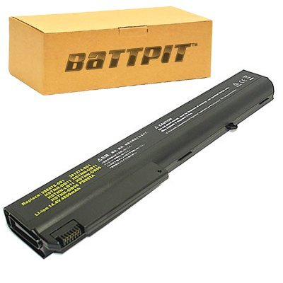 Battpitt™ Laptop / Notebook Battery Replacement for HP 9400 Notebook PC (4400mAh / 65Wh) (Ship From Canada)