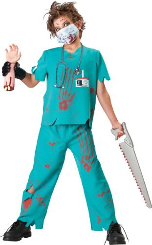 Dr. N. Sane, Md Scary Kids Costume