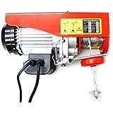 家庭用100V 電動ウインチ(ホイスト)(最大能力600kg)