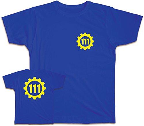 111maglietta Royal Blue L