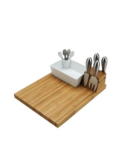 Picnic at Ascot Cutting Board & Tool Set