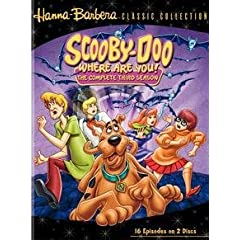 Scooby Doo, Where Are You! – The Complete Third Season
