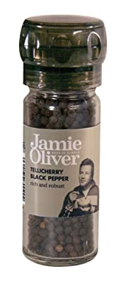 Jamie Oliver Cracking Black Peppercorn Grinder by Fiddes Payne