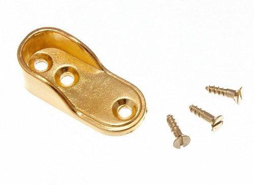 Kleiderschrank-Rod-Rail-Anschluss-End-Bracket-Untersttzung-Oval-15mm-x-32mm-Eb-Packung-mit-2