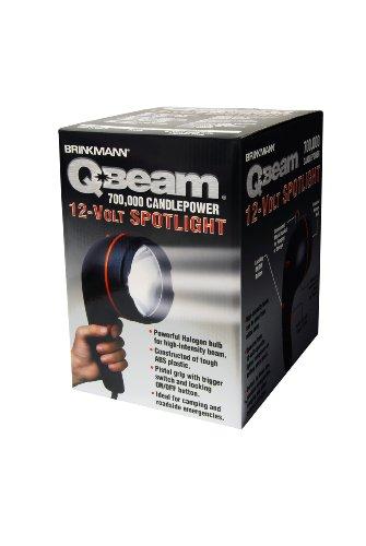 Brinkmann 800-2700-0 Q-Beam 12V DC 700000 CP SpotlightB0000AUSKY