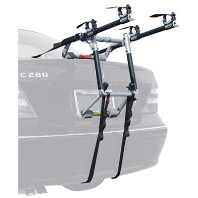 Allen Premium Two Bike Carrier Trunk Mounted Rack - 102S