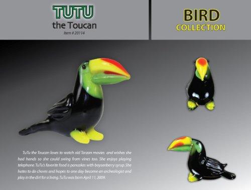 Looking Glass Tutu the Toucan - 1