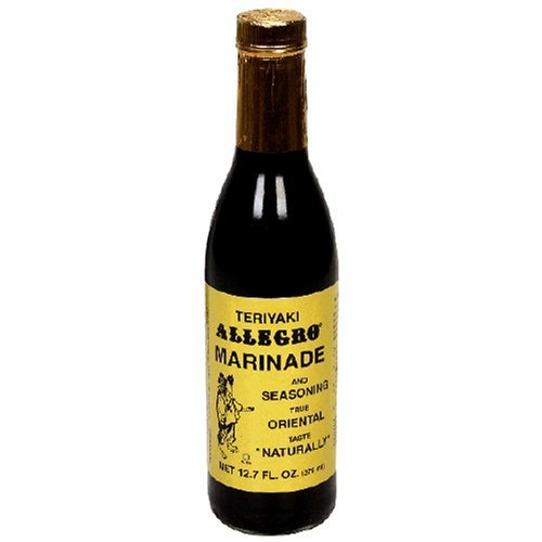 Allegro Teriyaki Marinade, 12.7-Ounce Bottles