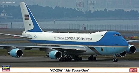 1/200 VC-25A Air Force One (10805)