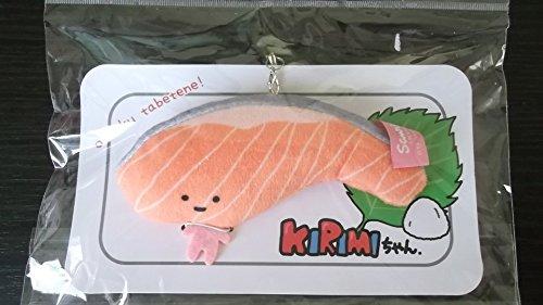 KIRIMIちゃん. プチマスコットストラップ きりみちゃん