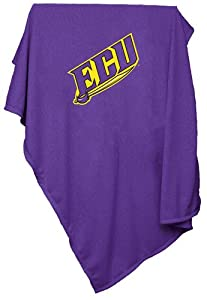 NCAA East Carolina Pirates Sweatshirt Blanket by Logo Chairs Inc