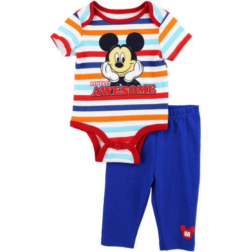 Mickey Mouse Infant Clothes