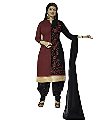 Typify Trending Semistitched Salwar Suit Dress