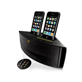 Altec Lansing M202 Dual-Charging iPod Dock