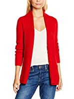 "William de Faye ""Women"" Paris Chaqueta Punto (Rojo)"