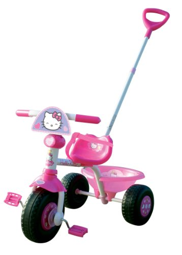 D'Arpèje - OHKY65 - Hello Kitty - Vélos - Tricycle