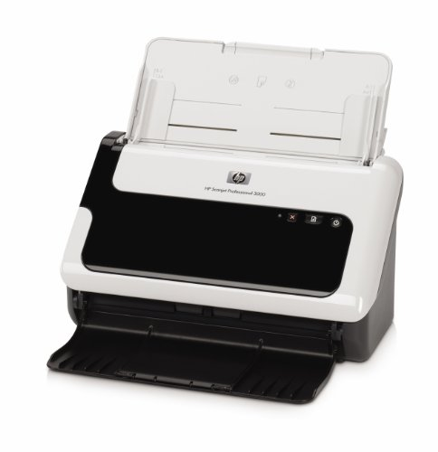 HP  Scanjet 3000 Document Scanner L2723A#BGJ