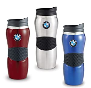 Bmw 80900439610 Stainless Steel Travel Mug from BMW Factory OEM