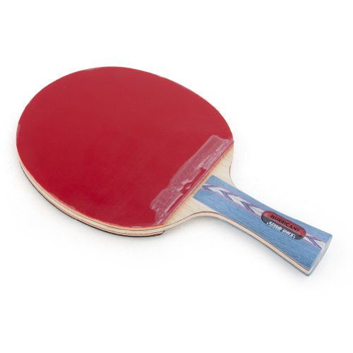 Urparcel HURRICANE-II Tournament Ping Pong Paddle, Table Tennis Racket - Shakehand