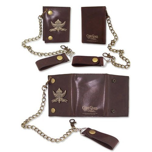 Code Geass: Le Louch Anime Wallet with Chain