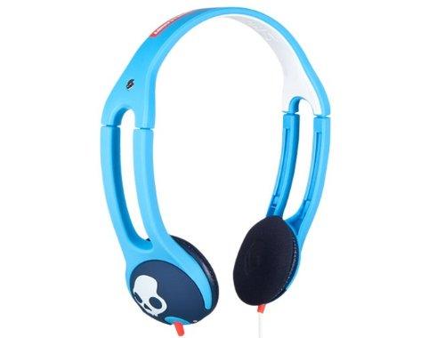 Skullcandy Icon 2 Headphones 2011 - Blue