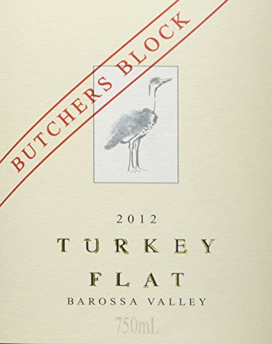 2012 Turkey Flat Barossa Valley Butchers Block Red 750 Ml